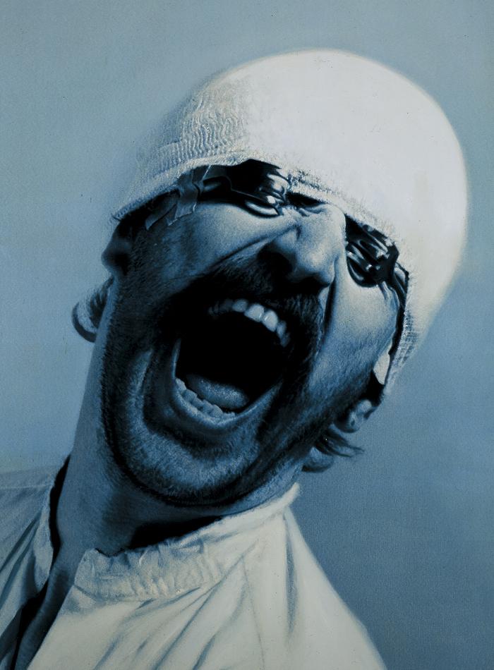 Les toiles hyperréalistes du très talentueux Gottfried Helnwein