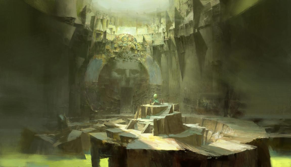 La Fantasy épique du maître en digital painting Ruan Jia