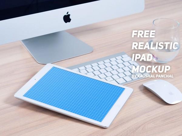 20 Mockups d'iPad gratuits à télécharger pour vos maquettes