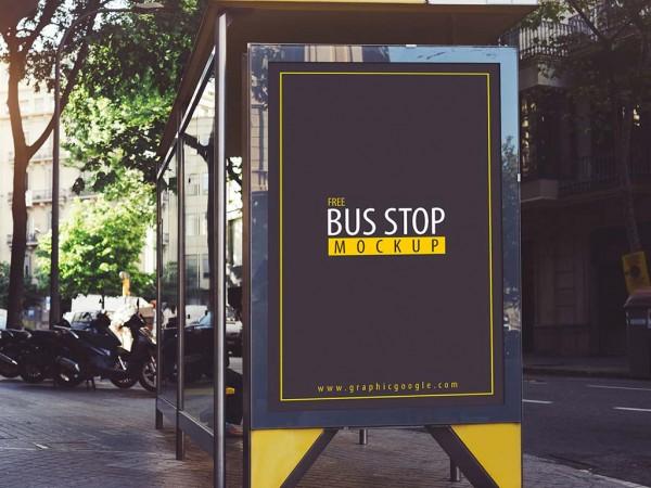 Fabuleux 30 mockups gratuits pour vos Publicités en extérieur (affiches  GO67