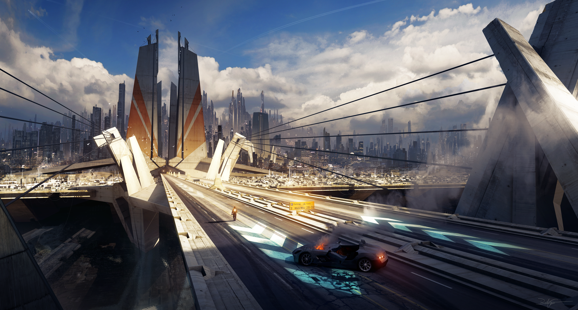 Interview avec Bastien Grivet, concept artist sur le dernier Call of Duty Black Ops III