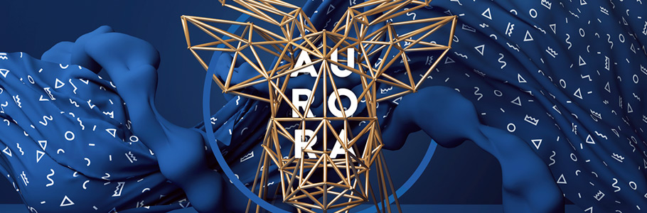 50+ illustrations et typographies créatives en 3D de Peter Tarka