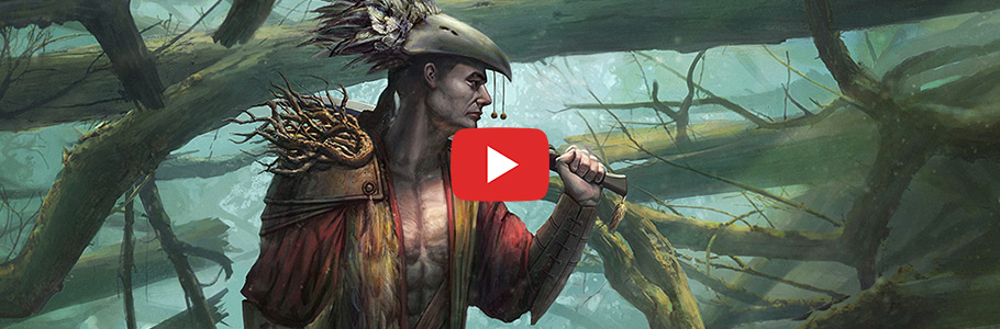 Vidéo : Speed painting accéléré : « Guerrier elfe » de Spartan