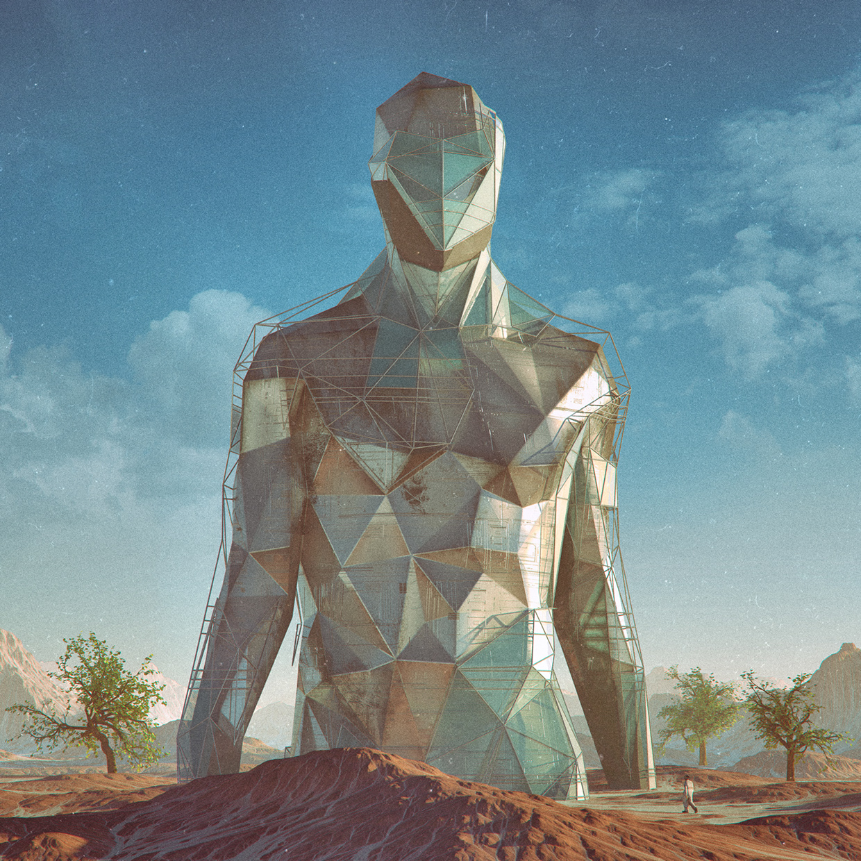 L'art digital 3D de Mike Wikerman aka Beeple