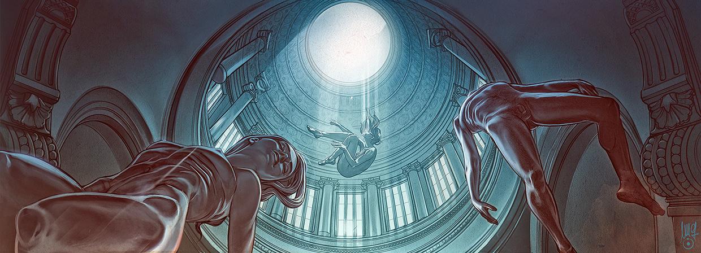 Les illustrations bizarres et surréalistes de Giovanni Maisto