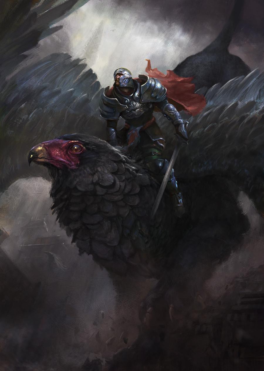 Vidéo : Interview de Grosnez, illustrateur et concept artist de fantasy