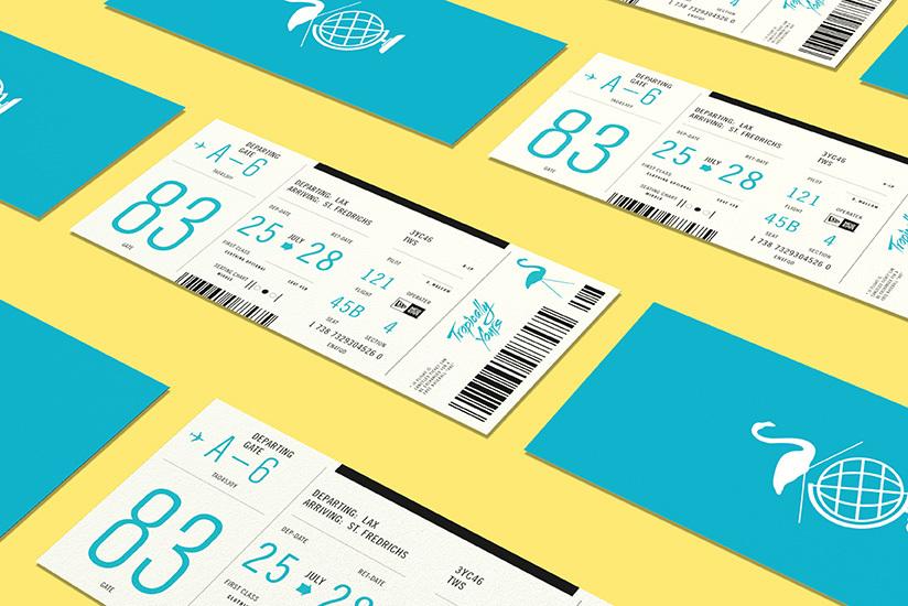 5 Projets de Branding, d'Identité ou de Redesign à voir #3