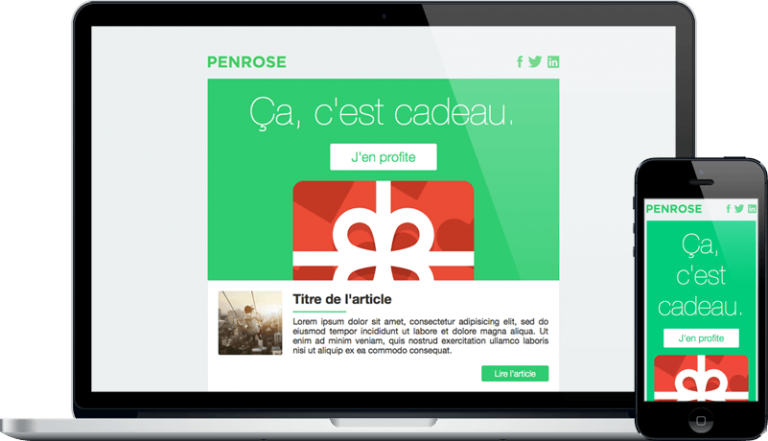 15 tem15 templates d'emails responsives gratuitsplates d'emails responsives gratuits