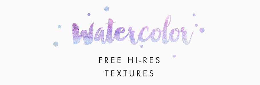 20 Ressources d'aquarelle belles et gratuites à télécharger