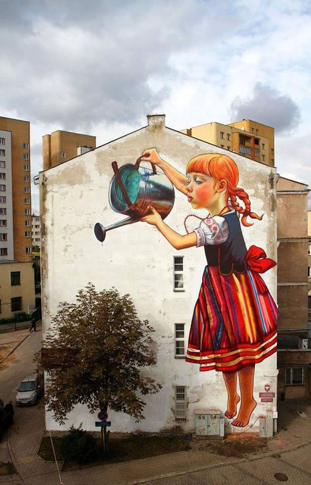 50 street arts qui vous surprendront agréablement au détour d'une rue