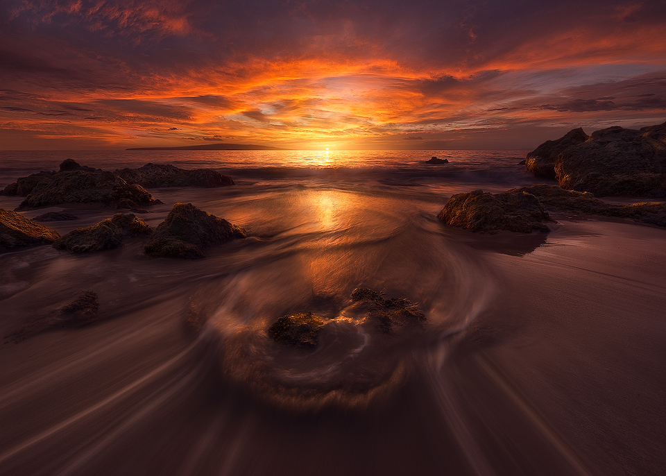 Les paysages presque surréalistes photographiés par Ted Gore