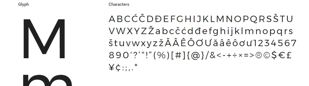 20 parmi les meilleurs Google Fonts pour vos titres et paragraphes