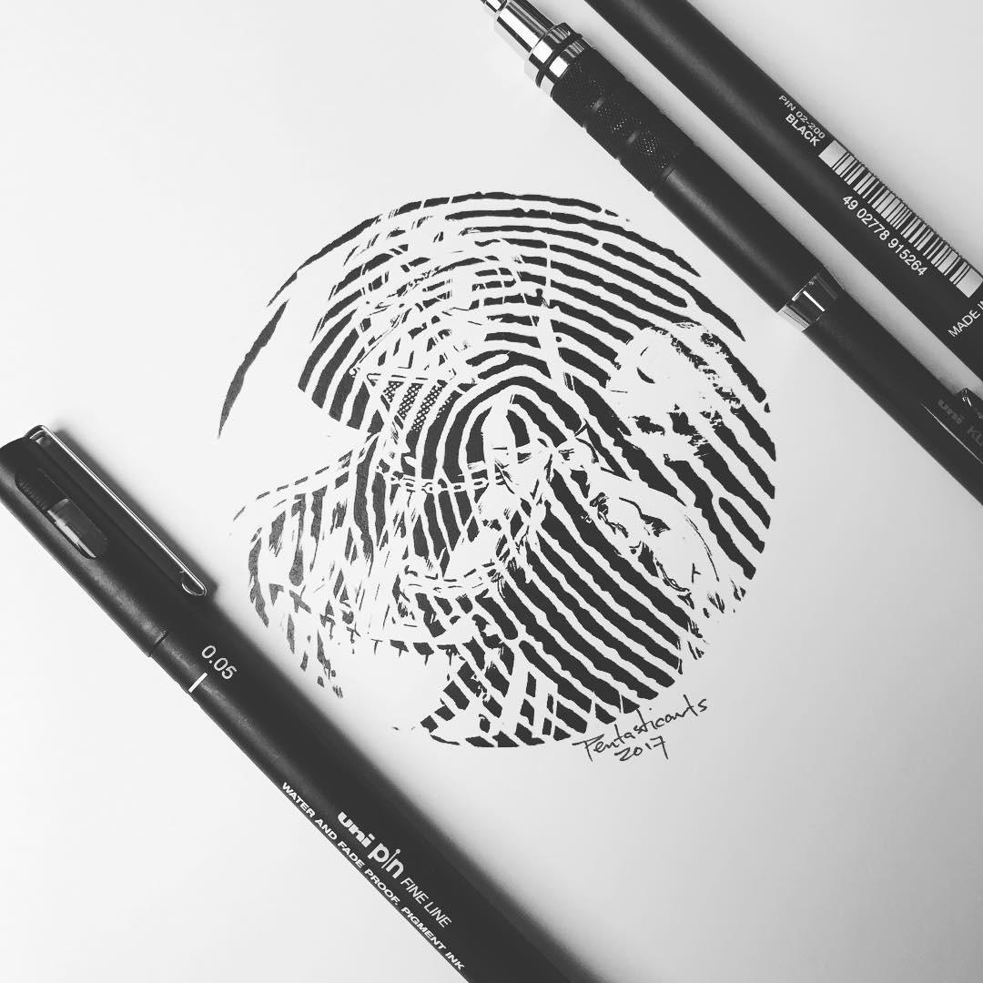 Les illustrations au marqueur magnifiques de Joseph Catimbang