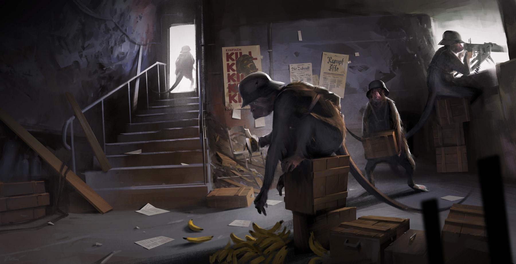 Les nouvelles créations du talentueux illustrateur Michal Lisowski