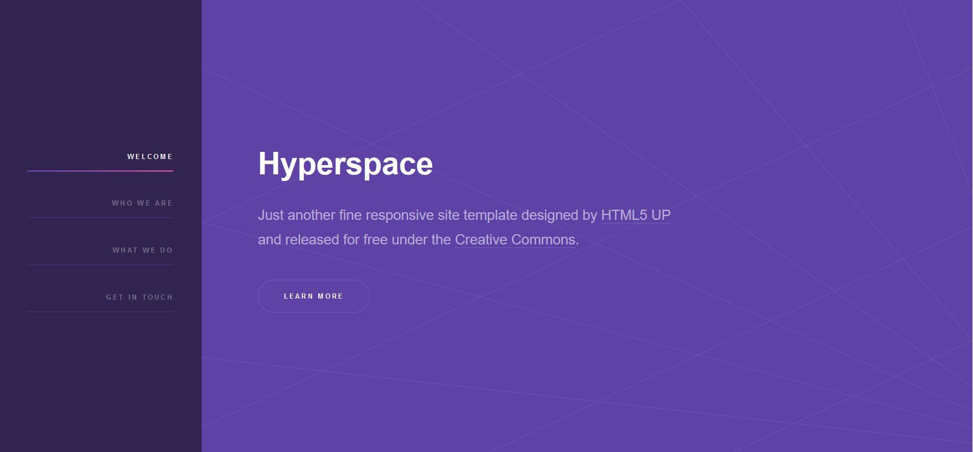 20 nouveaux Templates HTML5/CSS de qualité gratuit