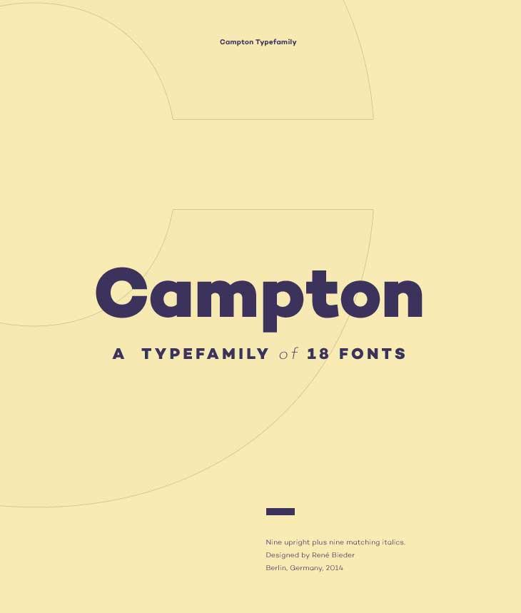 23 Typographies au style vintage et rétro gratuites