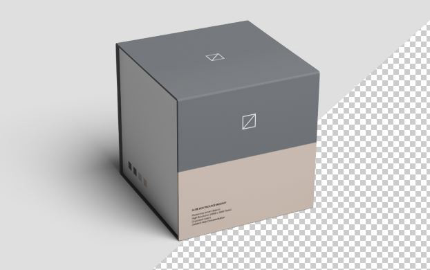20 Mockups gratuits de packaging de boîtes pour designers
