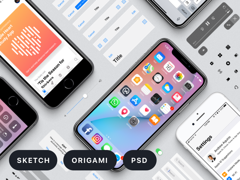 Inspiration UI/UX pour vos designs web et mobiles #1