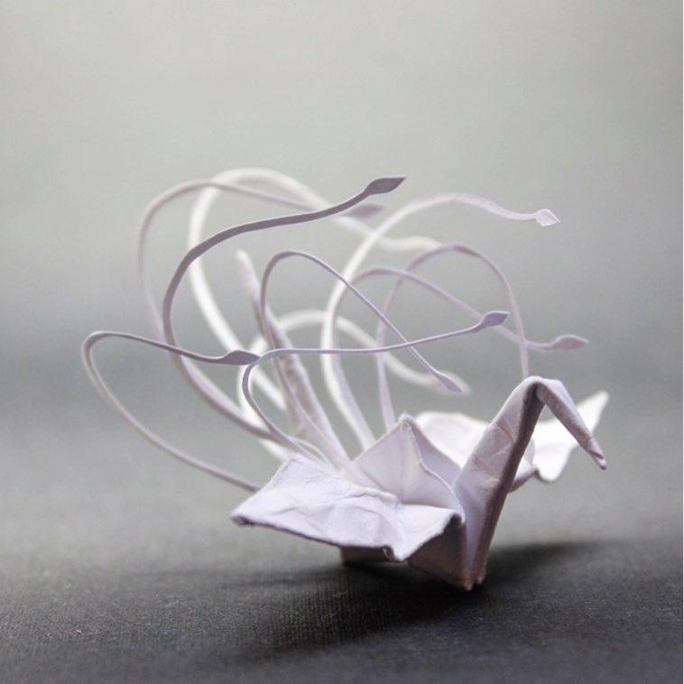 1 origami par jour depuis 1000 jours par Cristian Marianciuc