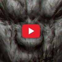 Vidéo : Digital painting - Portait de monstre vampire par Spartan