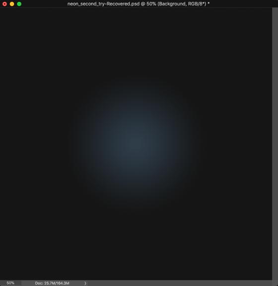 Tutoriel photoshop gratuit : effet de néon super facile