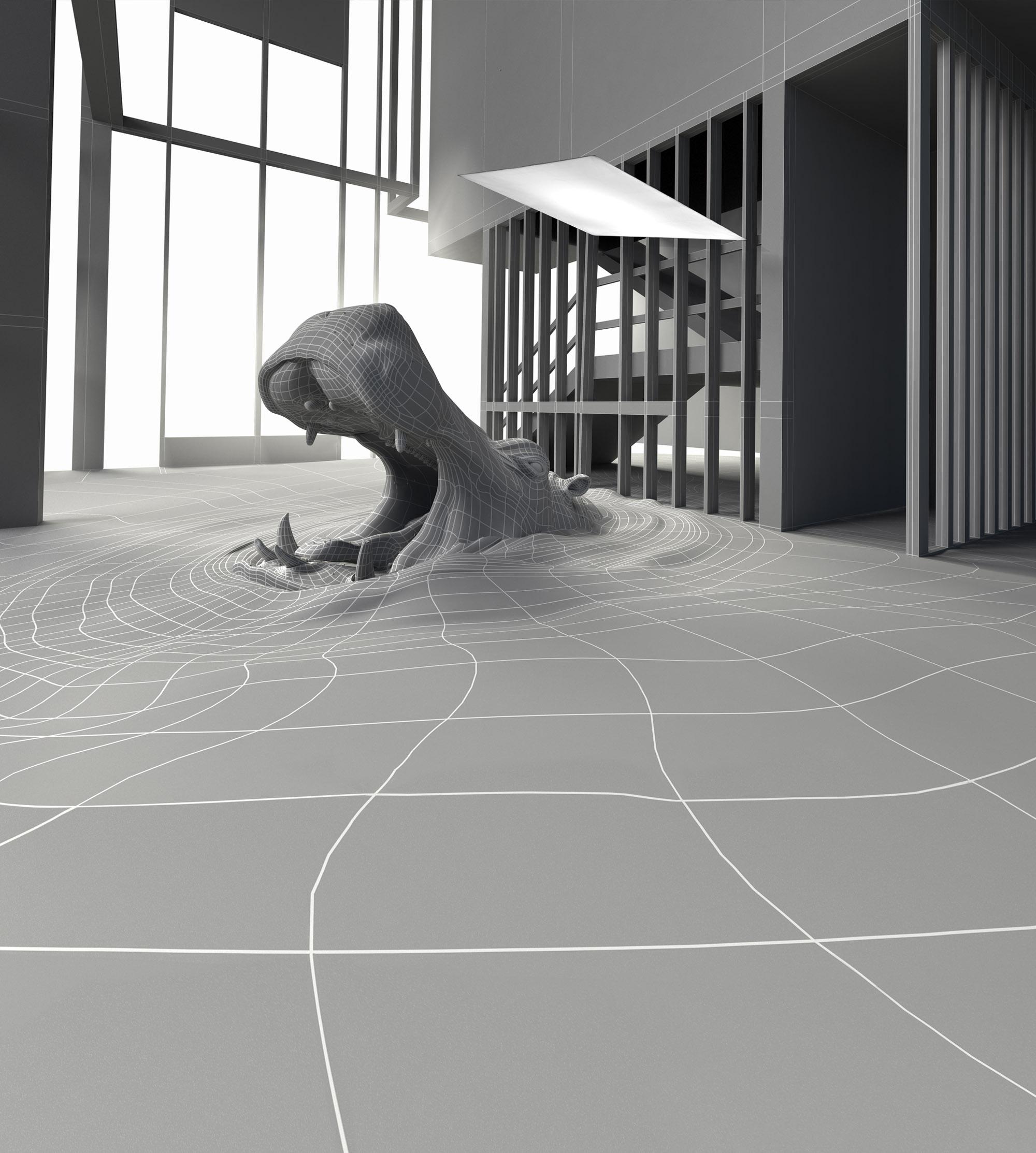 Les Photomanipulations et créations 3D bluffantes de Filtre Studio