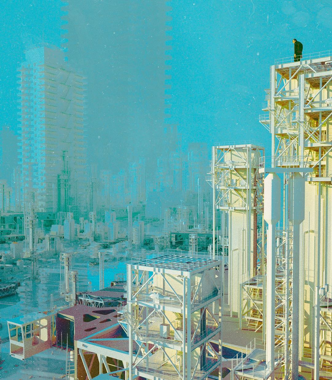 L'art digital 3D de Mike Winkelmann aka Beeple - MAJ Edition