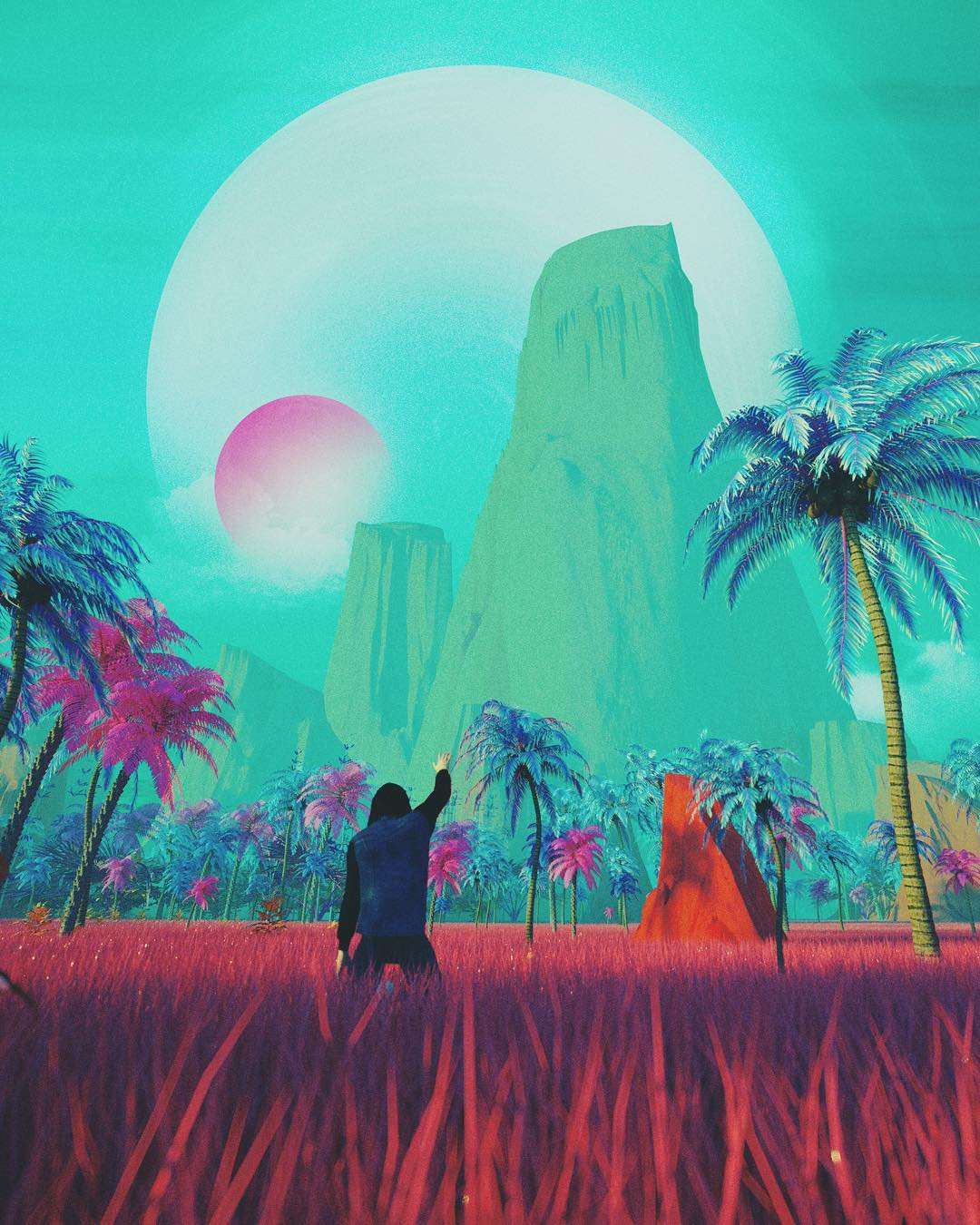L'art digital 3D de Mike Winkelmann aka Beeple - MAJ Edition