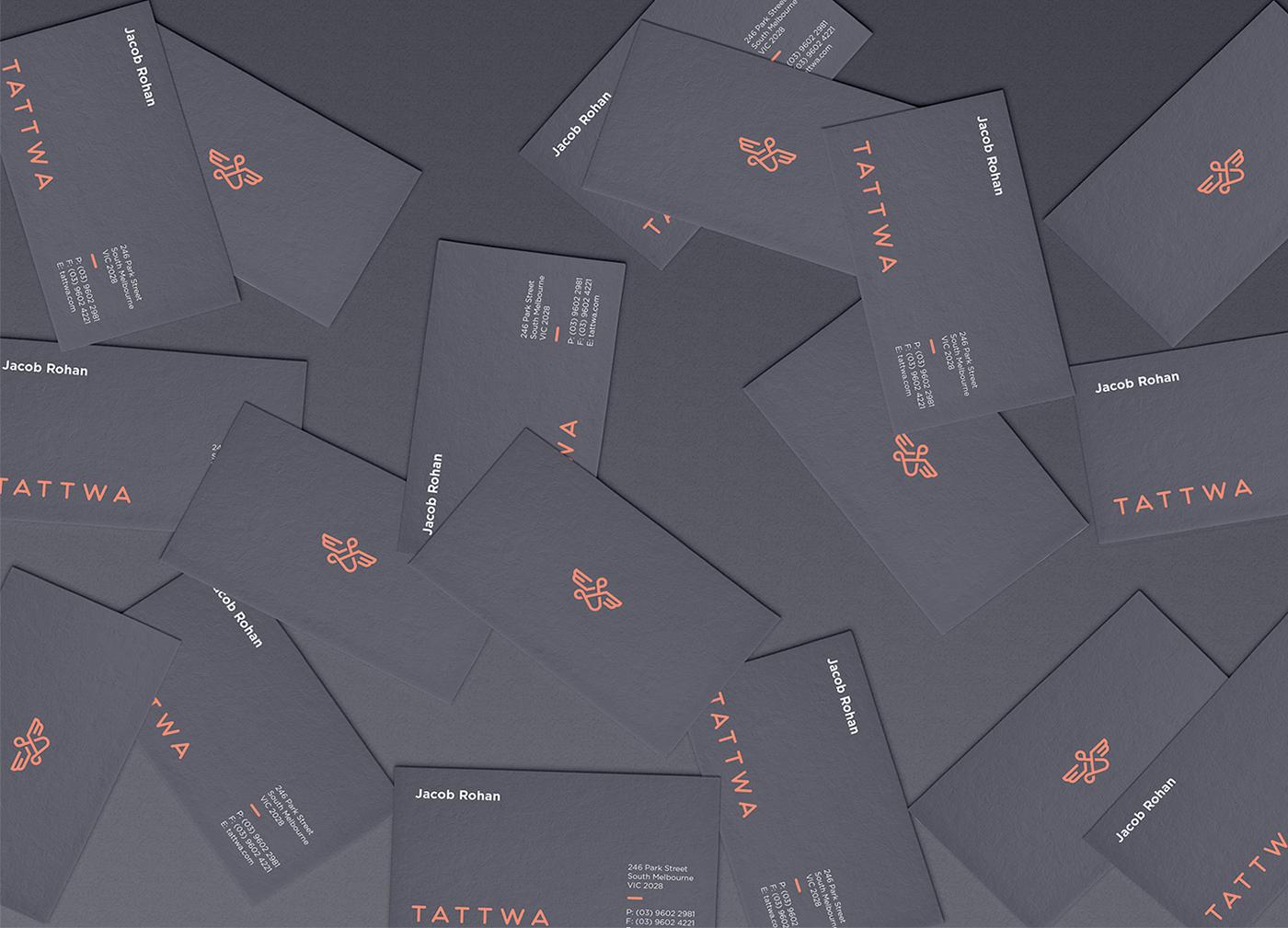 5 Projets de Branding, d'Identité ou de Redesign à voir #18