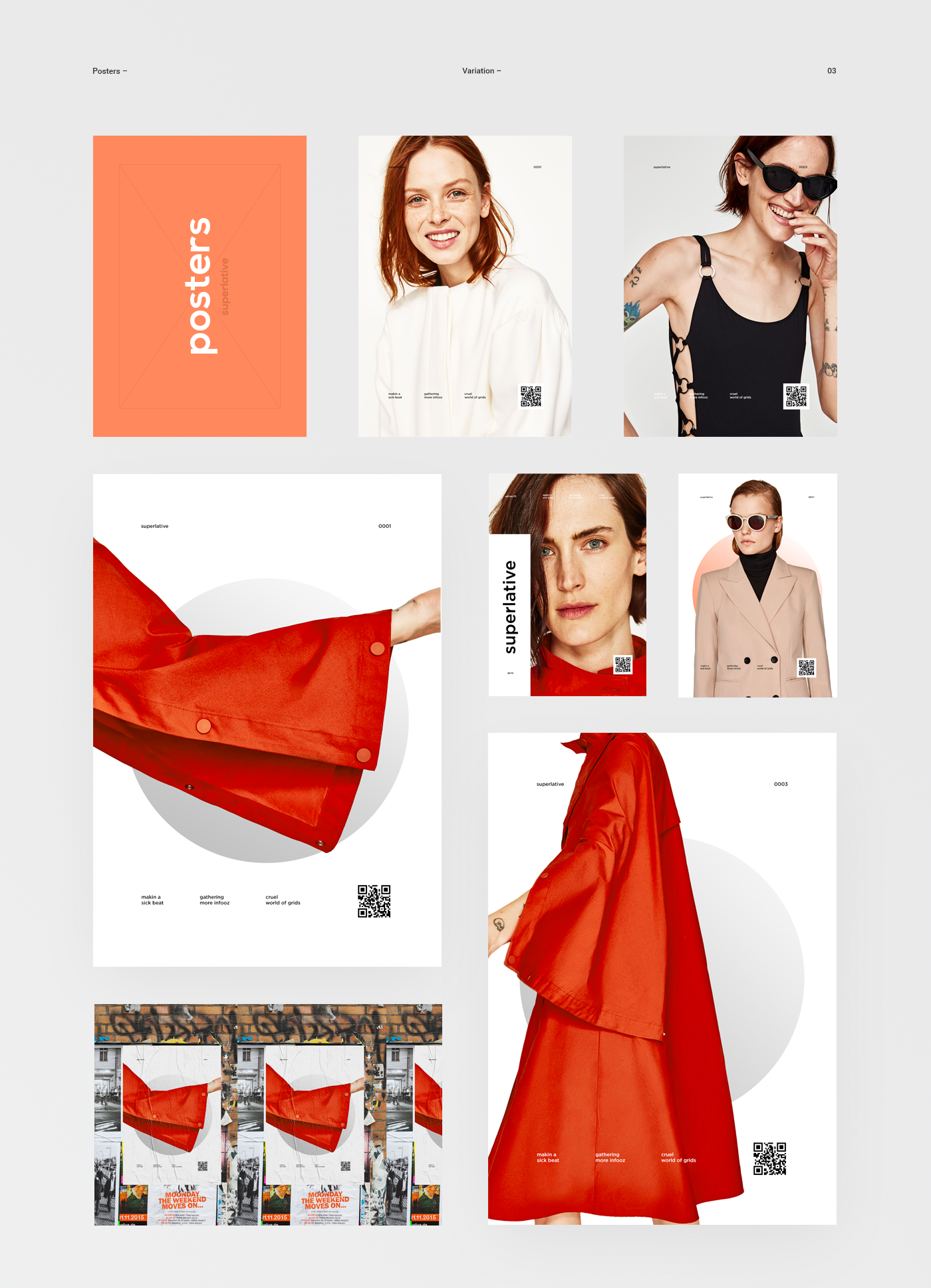 5 Projets de Branding, d'Identité ou de Redesign à voir #19
