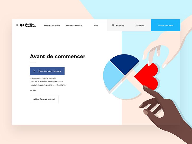 Kévin Lagier, talentueux Webdesigner et Designer d'interface #31