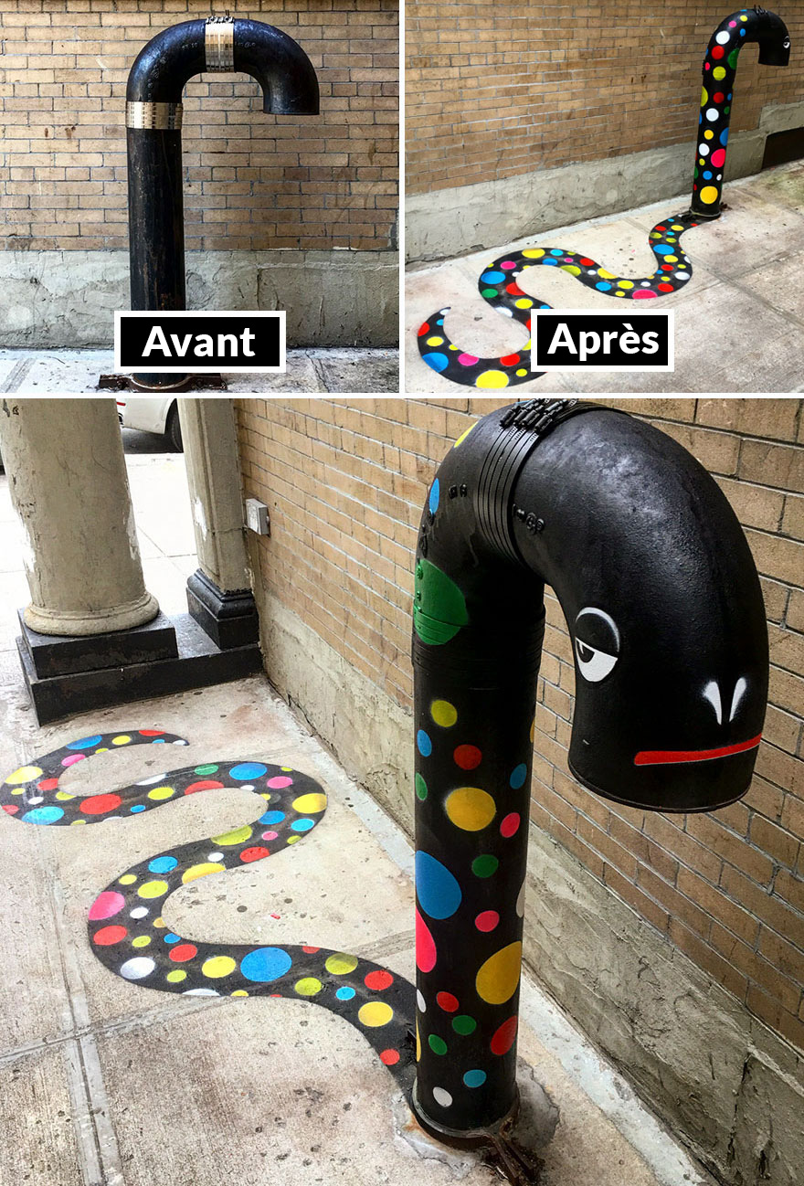 30 street arts dingue de Tom Bob