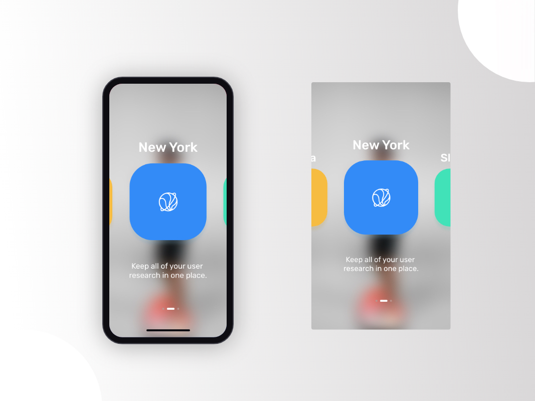 Inspiration UI/UX pour vos designs web et mobiles #5