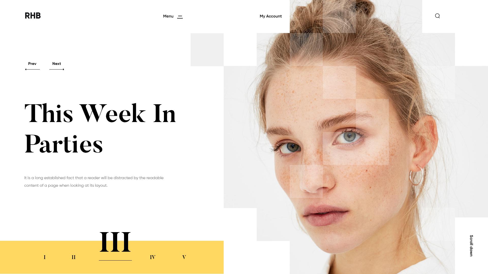 Inspiration UI/UX pour vos designs web et mobiles #6