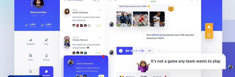 Inspiration UI/UX pour vos designs web et mobiles #7