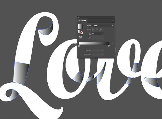 Tutoriel : Comment créer un effet d'ombre dans Adobe Illustrator