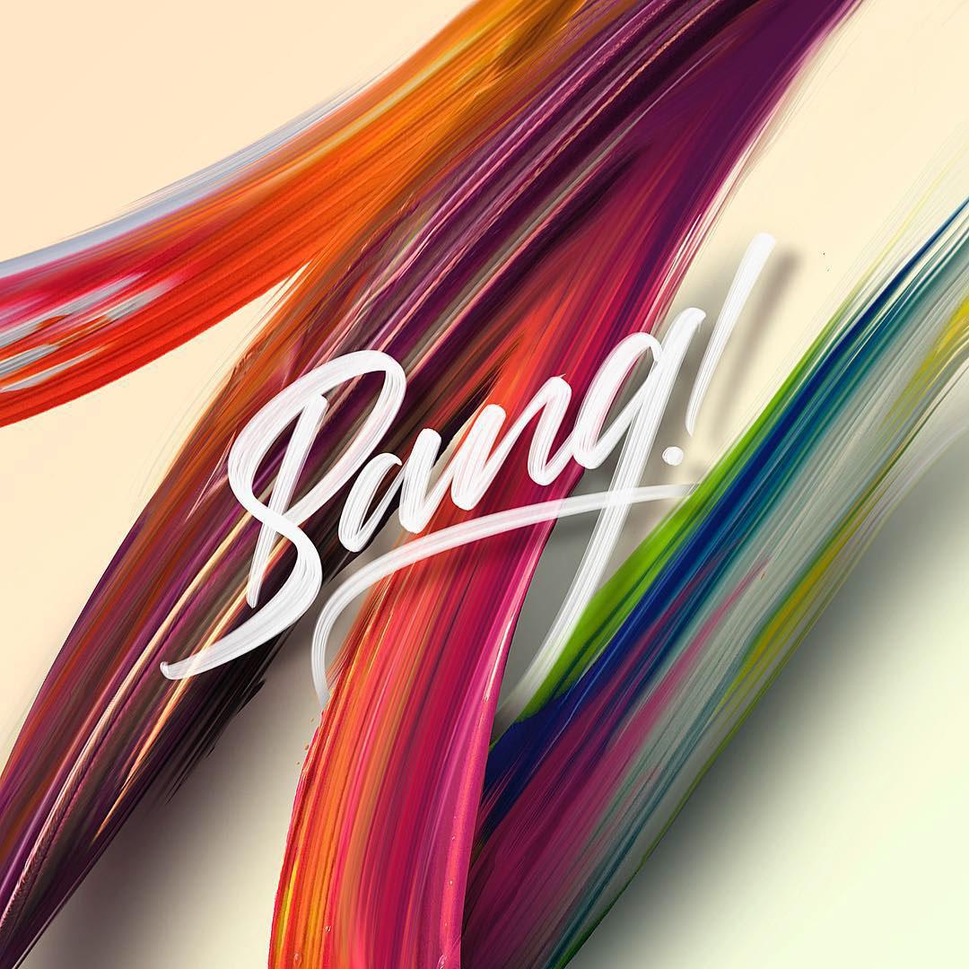 Illustrations typographiques de David Milan
