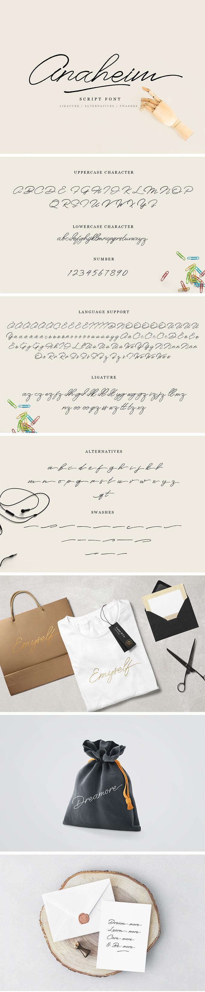 23 nouvelles typographies de qualité gratuites à télécharger