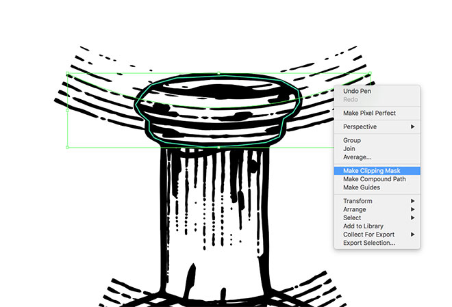 30 Brushs vintages pour Adobe Illustrator à télécharger gratuitement