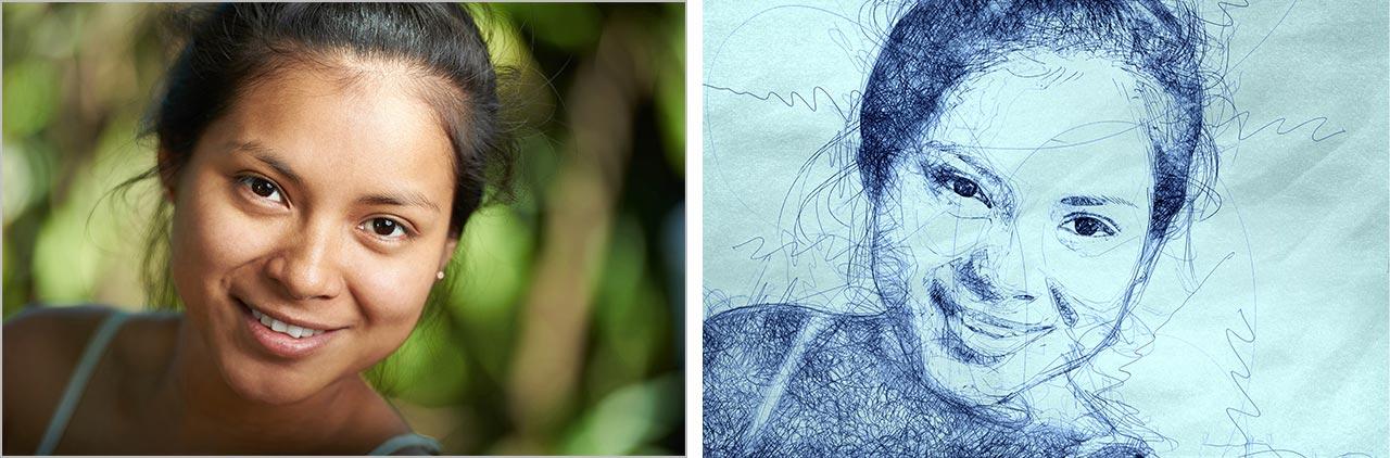 Tutoriel/Script : Transformer une photo en dessin