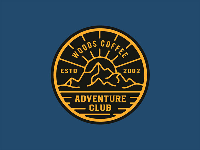 Compilations de 80 Logos de qualité avec des ailes ou sur le thème de l'aventure