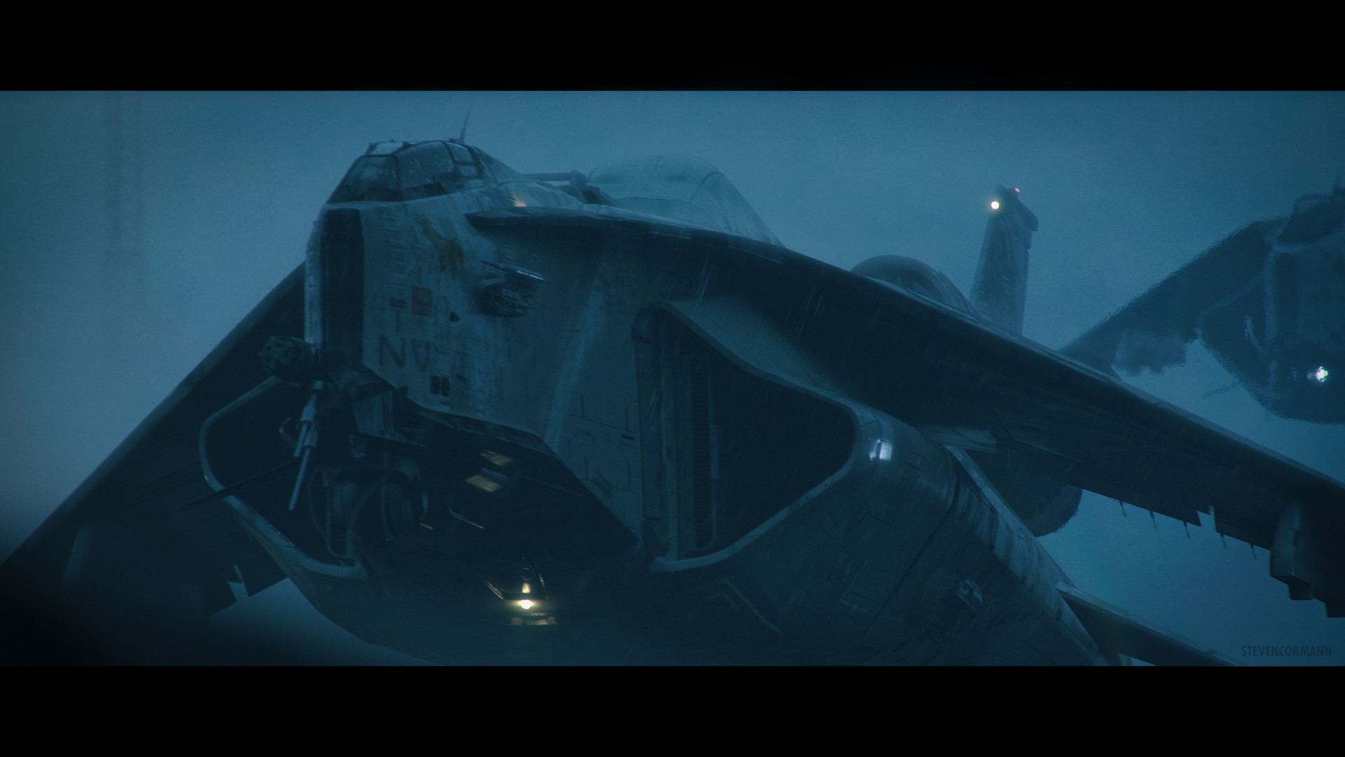 Vidéo : Interview de Steven Cormann, matte painter/CG generalist chez Axis, ILM...
