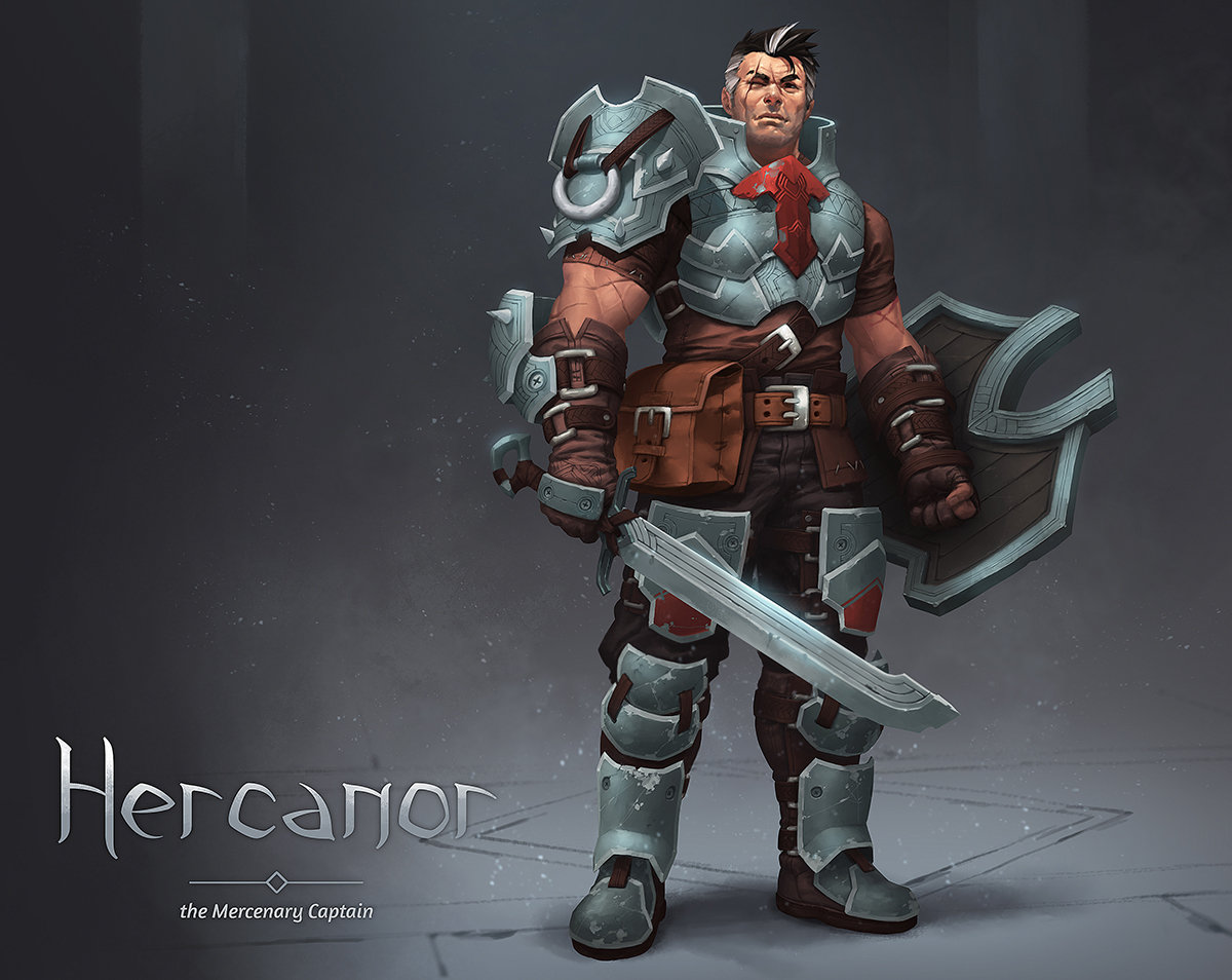 Vidéo : Interview de Jeremy Vitry, Concept Artist : Comment devenir Character designer