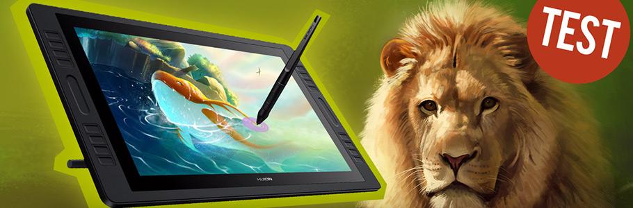 Vidéo : Une tablette graphique à écran GRANDE, pas chère et EXCELLENTE ? Test d'Huion Kamvas Pro 20