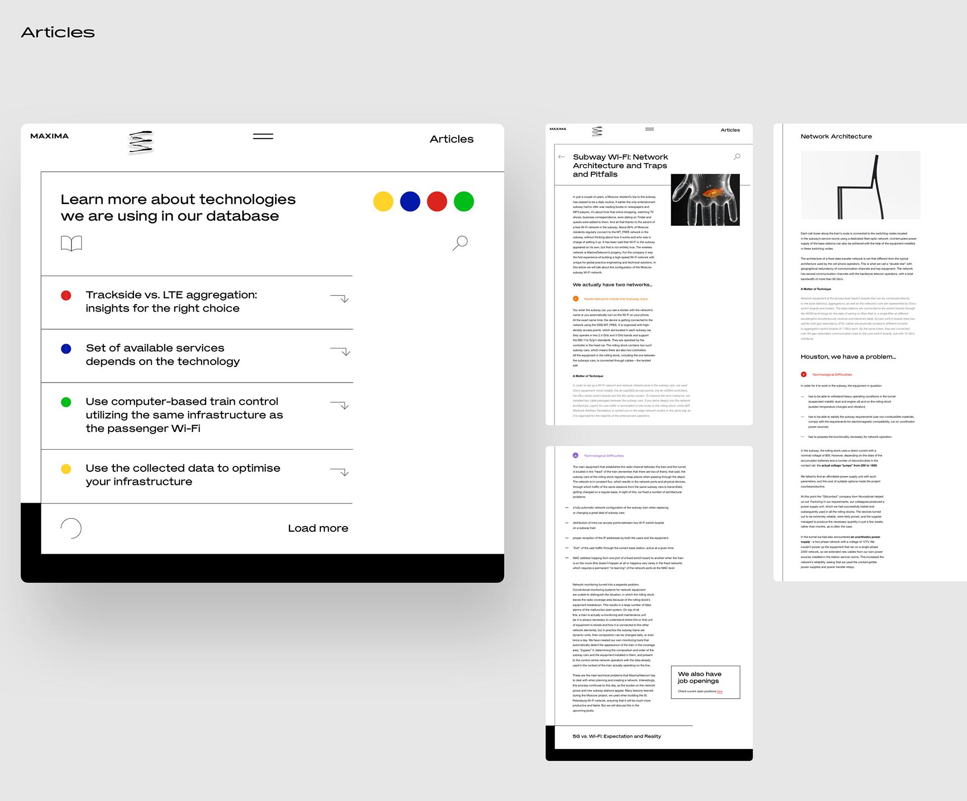 Inspiration UI/UX pour vos designs web et mobiles #9