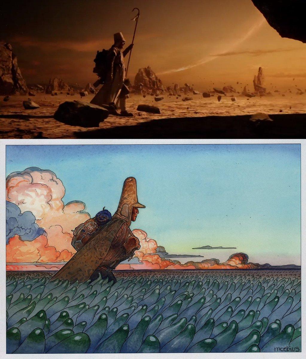 Vidéo : Une pub réalisée par Ridley Scott et inspirée par Moebius