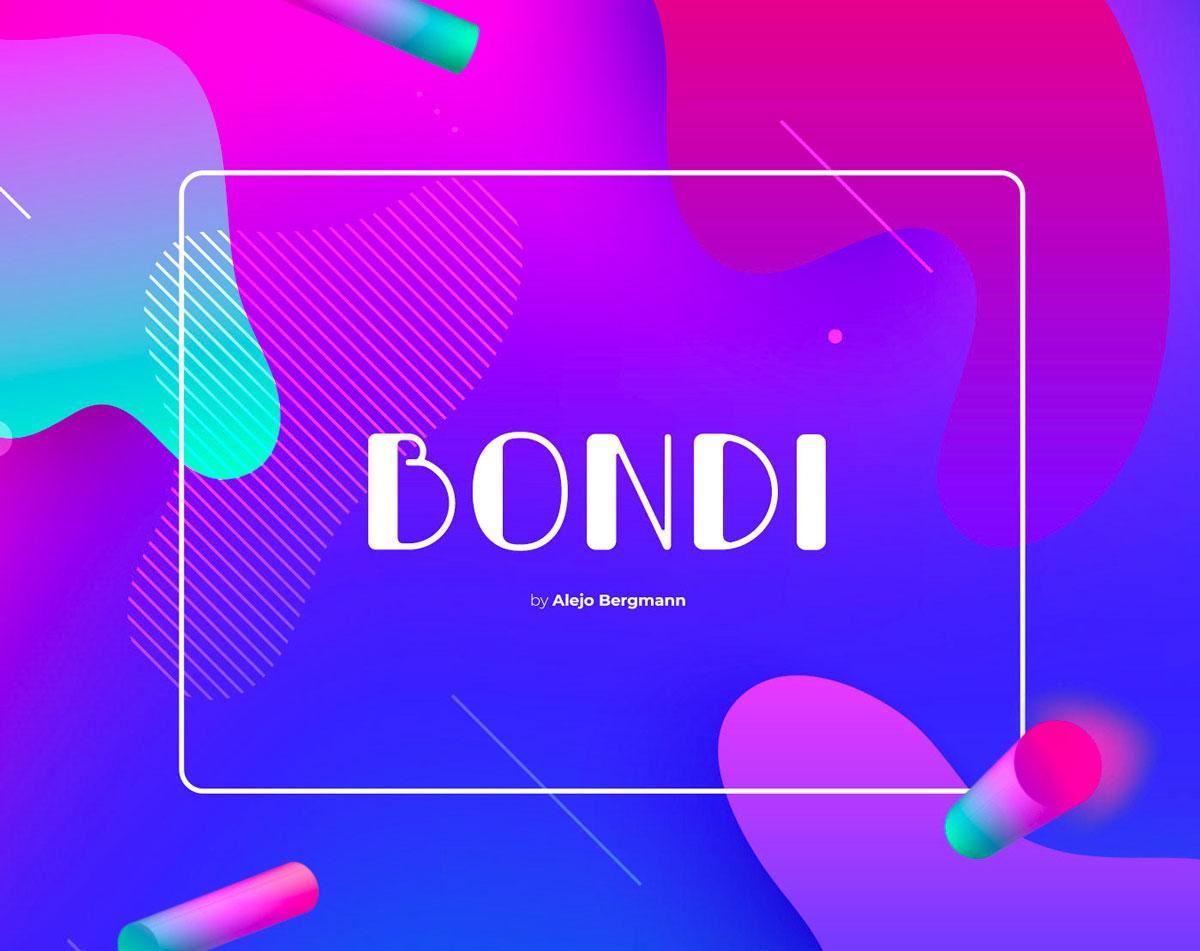 21 typographies pour le mois de juin 2019
