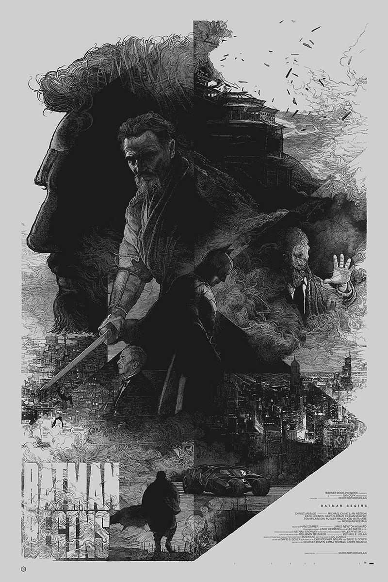 Les Posters excellents de Krzysztof Domaradzki aka Studio Kxx