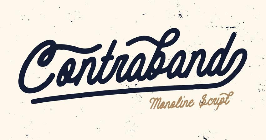 25 Typographies manuscrites élégantes et gratuites à télécharger