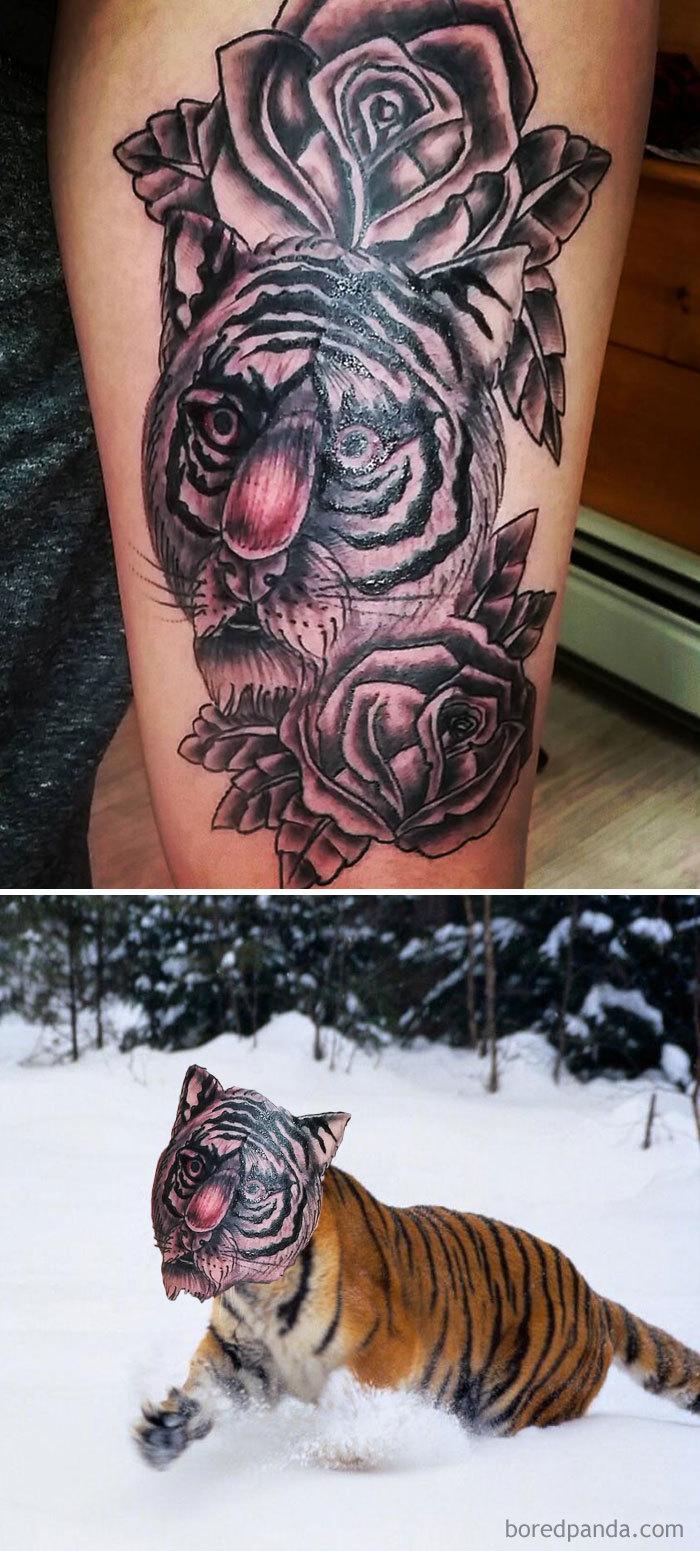 Du FaceSwap sur des tatouages ratés Partie 2 !